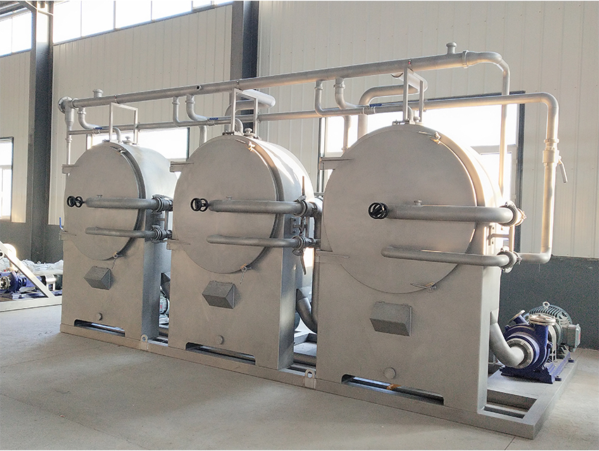 Starch equipment manufacturer